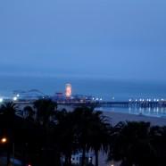 Santa Monica Pier at Dawn